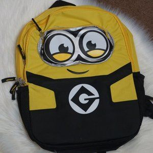 """Despicable Me Minions It's Bob Kids 16"""" Backpack"""
